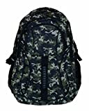 New Berry NO:L615M-1 Camouflage Rucksack Schultasche Schulrucksack Freizeitrucksack Cityrucksack...