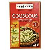 Produkt-Bild: Müller´s Mühle Couscous mittelgroß, 500 g