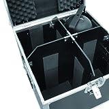 Eurolite 059762 Flight-case pour 4 x PAR-56 Taches longues Noir