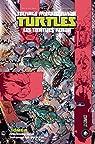 Les tortues ninja, tome 8 : Vengeance 1/2 par Waltz