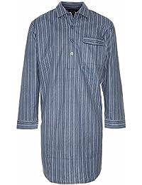 Pack 2 De Nouvelles Hommes Champion Coton Brossé Chemise De Nuit Pyjama Vêtement De Détente