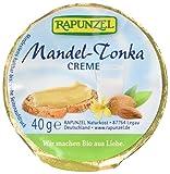 Rapunzel Mandel-Tonka Creme, 11er Pack (11 x 40 g) - Bio