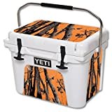 Best Yeti Ice Coolers - MightySkins Protective Vinyl Skin Decal for YETI Roadie Review