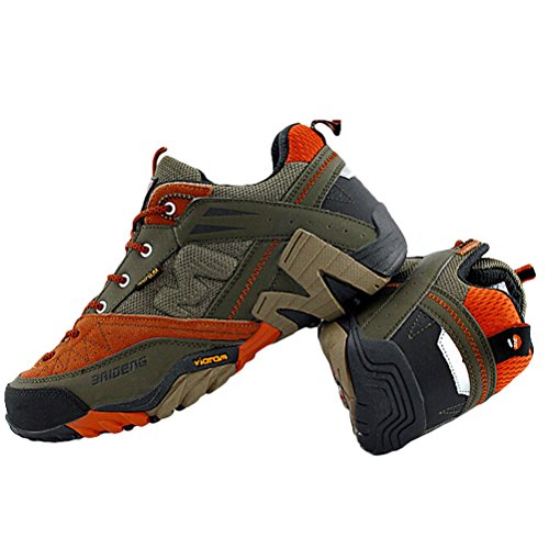 MatchLife Herren Multisport Outdoor Schuhe Khaki-Style1