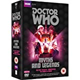 Doctor Who - Myths And Legends Box Set: The Time Monster / Underworld / The Horns of Nimon