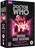 Picture Of Doctor Who - Myths And Legends Box Set: The Time Monster / Underworld / The Horns of Nimon [DVD]