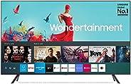 Samsung 138 cm (55 Inches) Wondertainment Series Ultra HD LED Smart TV UA55TUE60AKXXL (Titan Gray) (2020 model