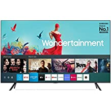 Samsung 138 cm (55 Inches) Wondertainment Series Ultra HD LED Smart TV UA55TUE60AKXXL (Titan Gray) (2020 model)