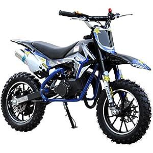 Renegade 50R 49cc Petrol Kids Mini Dirt Bike Moto Cross Scrambler