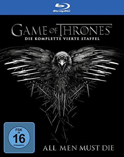 Bild von Game of Thrones - Staffel 4 [Blu-ray]