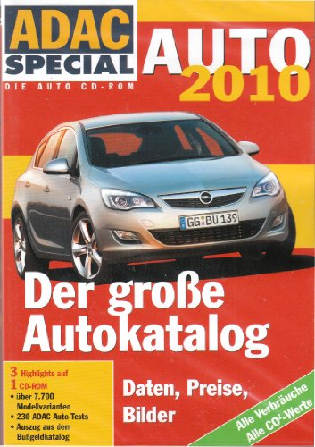 ADAC SPECIAL - AUTO 2010 CD-ROM