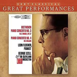 Piano Concertos Nos. 3 And 4 (Fleisher, Szell, Co)