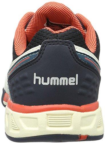 Hummel Celestial X5, Chaussures de Fitness Mixte Adulte Bleu (Total Eclipse)