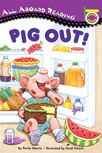 Pig Out! [With 24 Flash Cards] (All Aboard Picture Reader) por Lara Rice Bergen