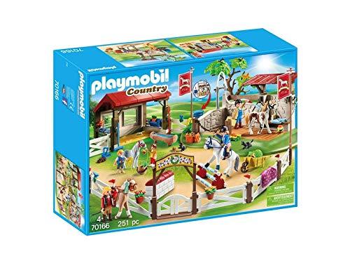 Playmobil Ferme de Poneys 70166