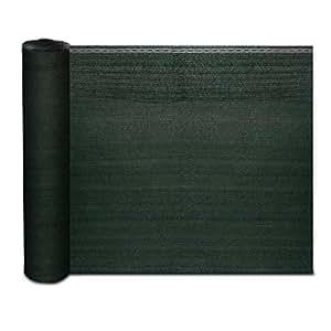 casa pura zaunblende h he 200 cm effektiver. Black Bedroom Furniture Sets. Home Design Ideas