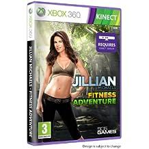 Jillian Michaels' fitness adventure [import anglais]