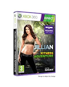 Jillian Michaels' Fitness Adventure - Kinect Required (Xbox 360)
