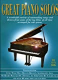Great Piano Solos The Film Book...