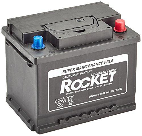 Rocket bat062rhn Starter batteria, 12V 62Ah 480A B3/B4