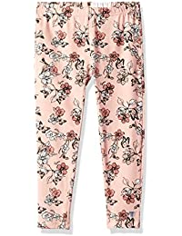 GUESS Little Girls' Floral Printed Leggings