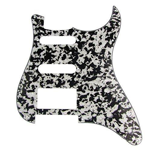 ikn-3plis-ssh-pickguard-pour-guitare-lectrique-fender-squier-fd-noir-agate-11trous-avec-vis