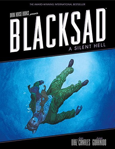 Blacksad: A Silent Hell by Canales, Juan Diaz (2012) Hardcover