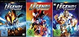 DC's Legends of Tomorrow Staffel 1-3 (1+2+3) DC Serie [DVD Set]