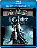 Harry Potter and the Half-Blood Prince LIMITED EDITION Includes: Blu-ray / DVD / Digital Copy