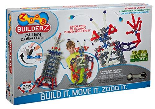 Zoob 0Z14002 BuilderZ Creatura Aliena