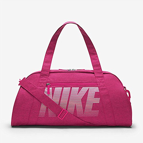 Nike W NK GYM Club Bolsa, Unisex, Púrpura / Blanco, S