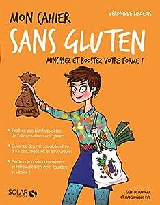 """Afficher """"Mon cahier sans gluten"""""""