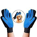 Xiruisz Haustier Haarentfernungs handschuh, Effiziente Haarentfernung, einfach zu bedienen, manuelle Haarentfernung (1 Paar)