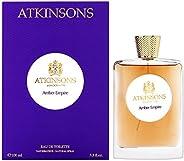 ATKINSONS Amber Empire Unisex Eau De Toilette, 100 ml