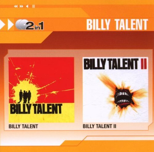 Billy Talent/Billy Tallent II by Billy Talent