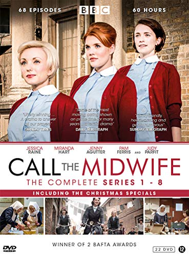 Call The Midwife Season 5 Christmas Special.Call The Midwife Complete Collection Series 1 2 3 4