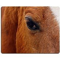 Msd Natural rubber Gaming Mousepad Image ID 36373874Closeup di cavallo