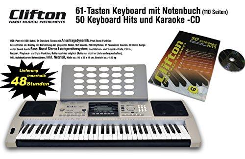 clifton-6210c-keyboard-lp6210c-usb-midi-61-anschlagdynamische-tasten-netzteil-pitchbend-rad