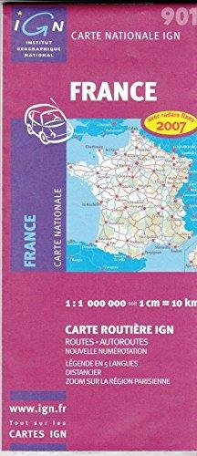 France : 1/1 000 000