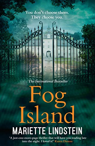 The Cult Of Fog Island Trilogy 1 por Mariette Lindstein