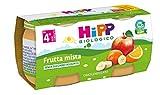 Hipp Omogeneizzato Frutta Mista - 24 vasetti da 80 g