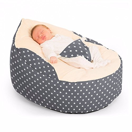 Cuddle Soft Stars Gaga Baby Bean bags