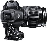 Fujifilm X-S1 Bridge-Kamera (12 Megapixel CMOS, 7,6 cm (3 Zoll) Display, Full-HD Video, bildstabilisiert) inkl. FUJINON Objektiv mit 26-fach Zoom schwarz - 8
