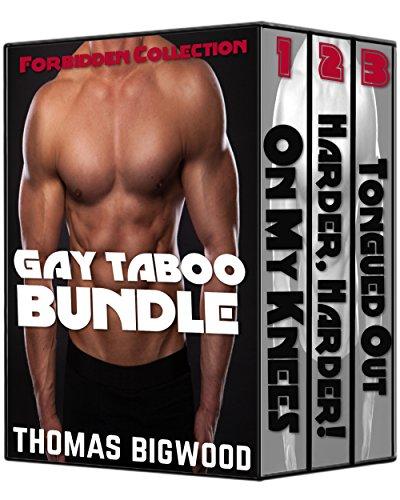 Gay Taboo Bundle (A Gay Taboo & Steamy Box Set) (English Edition)