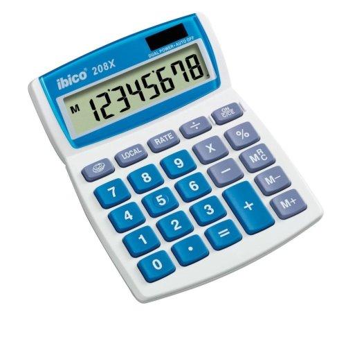 Rexel - Ibico 208X Calculatrice ...