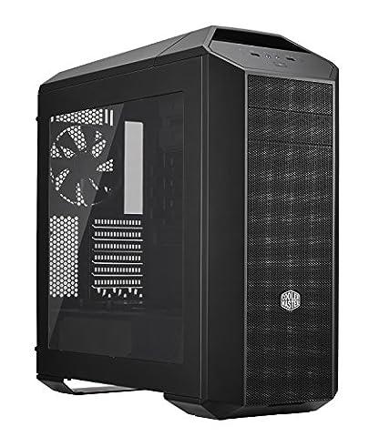 Cooler Master MasterCase Pro 5 Computer Case 'ATX, microATX, Mini-ITX, USB 3.0, Window Side Panel' MCY-005P-KWN00