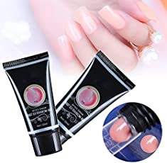 FUNFASHIONCREATIONS Poly Nail Gel Finger Extension (30ml)
