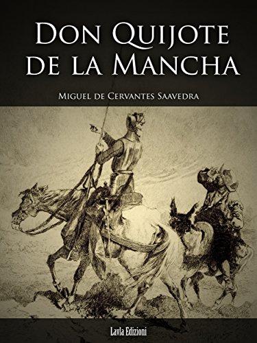 Don Quijote por Miguel de Cervantes