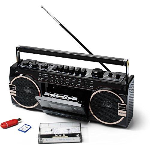 Ghettoblaster PR1980 de Ricatech...
