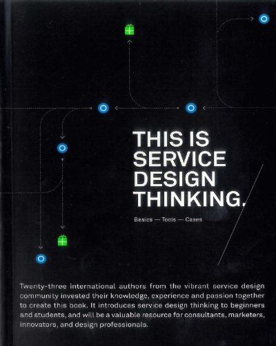 This is Service Design Thinking.: Basics - Tools - Cases por Marc Stickdorn